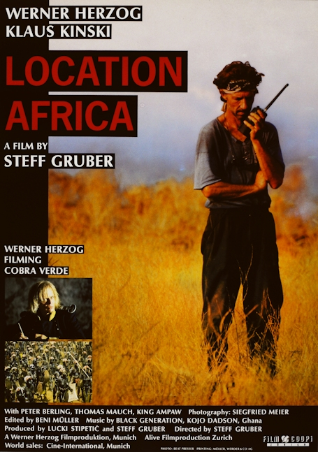 Location Africa Poster
